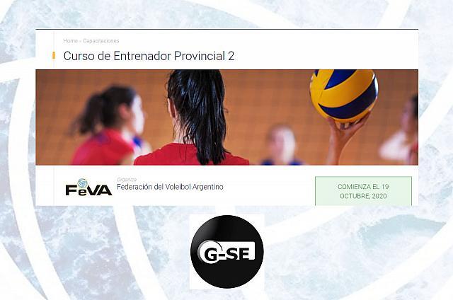 Inscripciones: Curso de Técnico Provincial 2 (online)