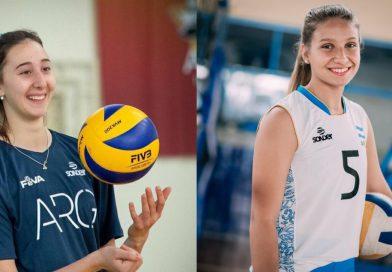 Bianca Cugno y Catalina Rochaix convocadas para Concentración Nacional U20