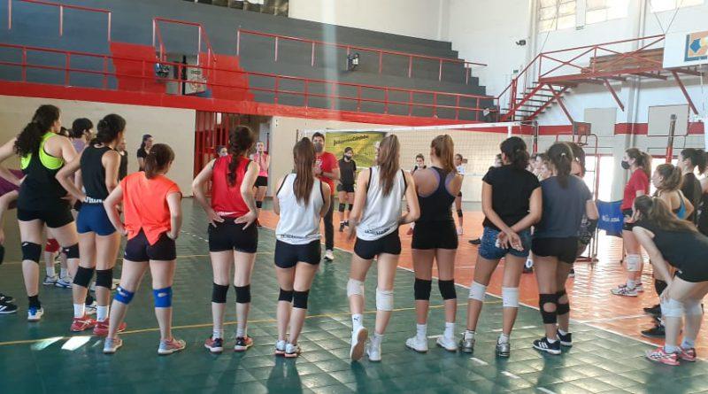 Convocatoria de Femenino Sub 18 para los Juegos Binacionales 2021