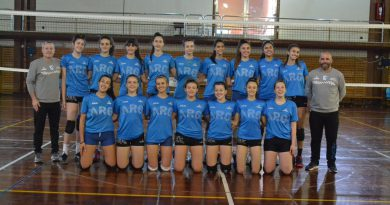 Carignano, Oviedo y Moya en observación Nacional U16